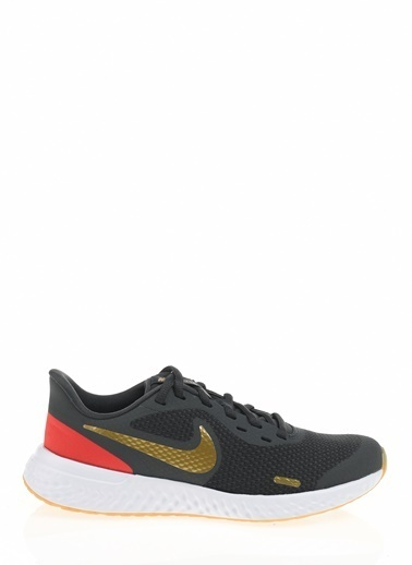 Nike Kız Çocuk Gri Training Ayakkabısı BQ5671 - 016 NIKE REVOLUTION 5 (GS) Gri